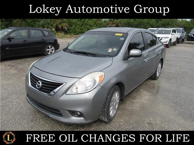 Pre Owned 2012 Nissan Versa 1.6 SV